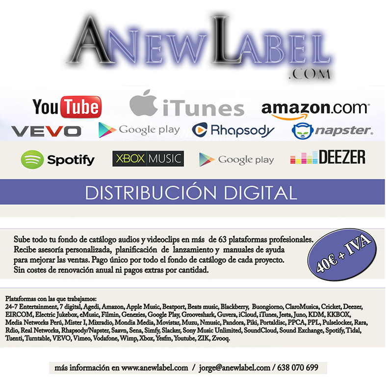 distribución digital banner