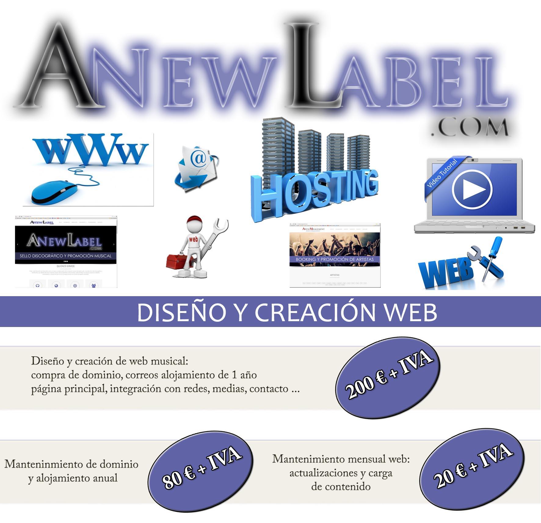 pagina web banner